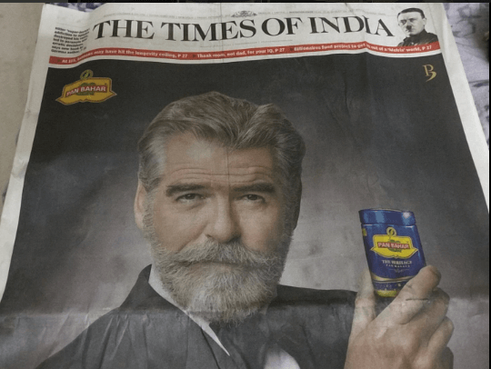 Skillet Bahar Says Pierce Brosnan Knew What He Was Endorsing, No Violation Of Contract